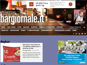 Bar giornale