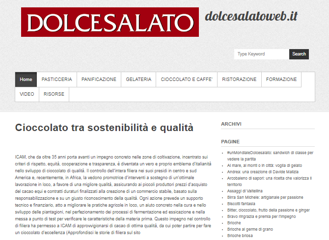Dolcesalato
