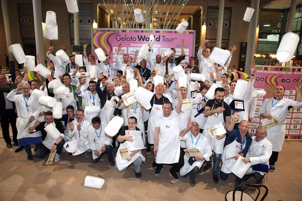 Gelato World Tour German Challenge